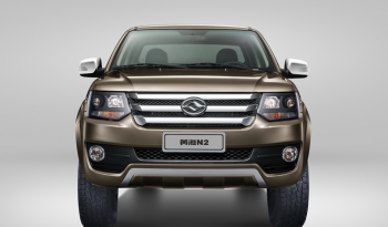 HUANGHAI N2 0.5T 4×2 Electric Pick-up full