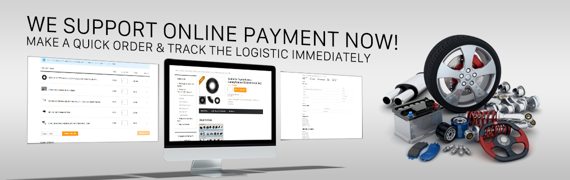 Make A Quick Order & Track The Logistic Immediately