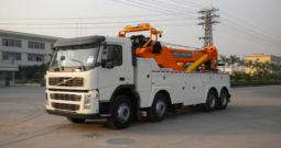2013 Volvo FM 400 84RB Truck with rotator wrecker