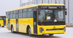 CHTC HTK6121S 12m 55Seats City Bus