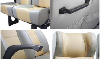Leadcom Seating LC-GJ01 series and LC-CK09 series full