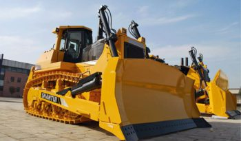 Shantui Bulldozer SD42-3 full