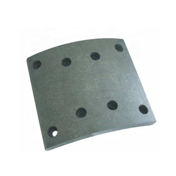High quality brake lining 19486/19487 for Mercedes truck spare parts