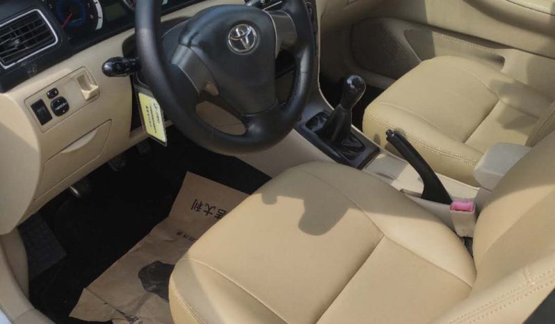 2014-2017 TOYOTA COROLLA EX Sedan full