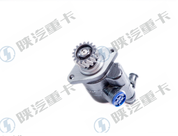 Shaanxi auto original factory authentic DZ9100130045 Steering pump