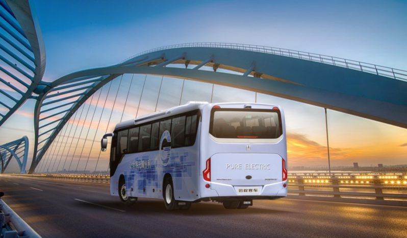 FARIZON AUTO C11 10.9m Electric Coach full