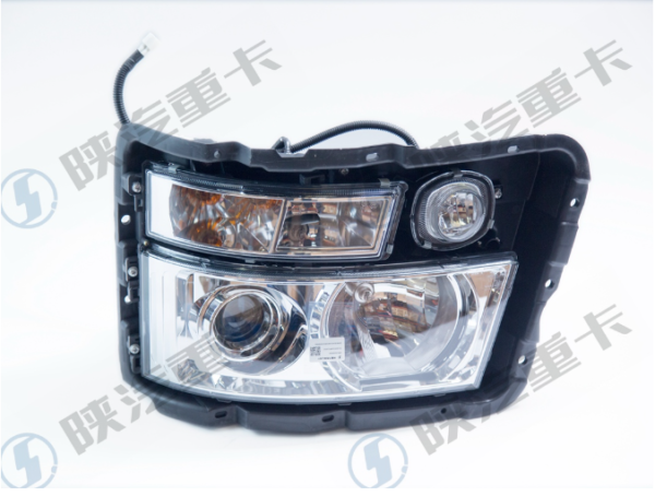 DZ93189723010 Left headlight Assembly (integral) (excluding headlight shield) of Shaanxi Automobile Original Factory