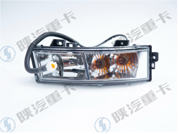 Shaanxi auto accessories original factory DZ93189723022 Auxiliary high beam and turn signal Assembly (right)