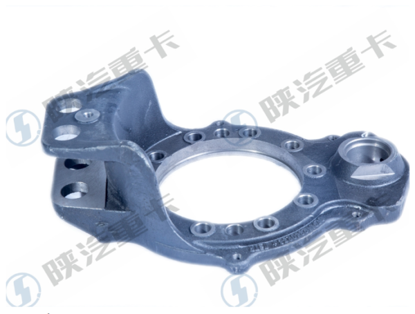 Auto parts of Shaanxi Automobile Original Factory DZ9112340238 Brake bottom (right)