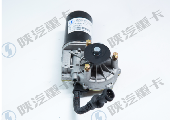 Shaanxi Automobile original accessories, wiper motor 2l        81.25509.0124