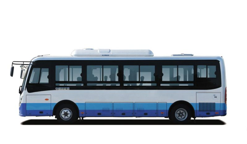 ZHONG TONG LCK6806EVGA1 8m Electric Coach full